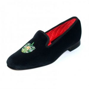 Ladies Family Crest Slippers